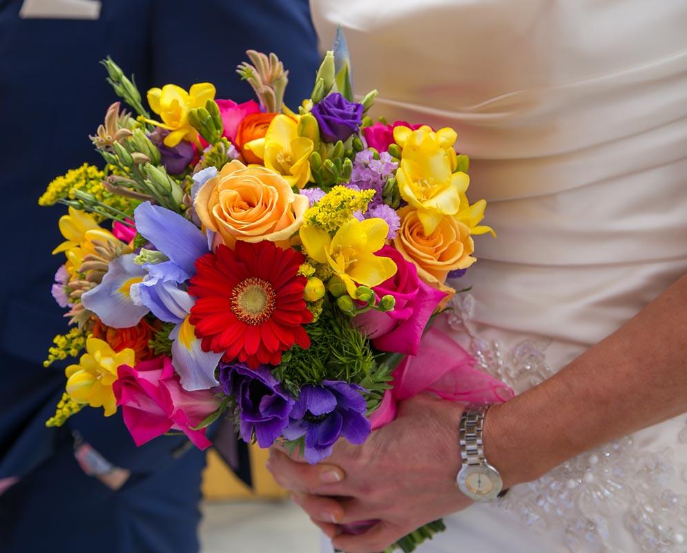 Matrimonio Tema Arcobaleno : Matrimonio a tema arcobaleno