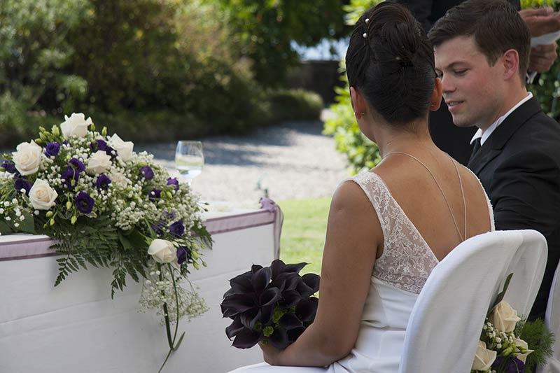 bouquet sposa calle nere