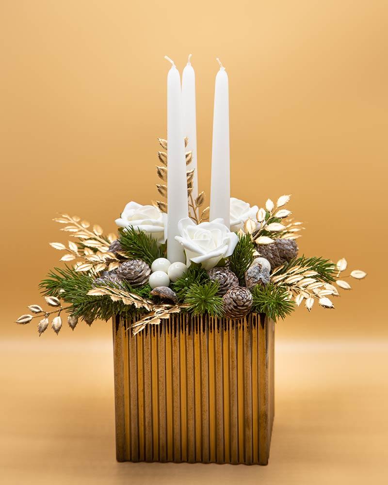 Confezione natalizia - collezione oro #01