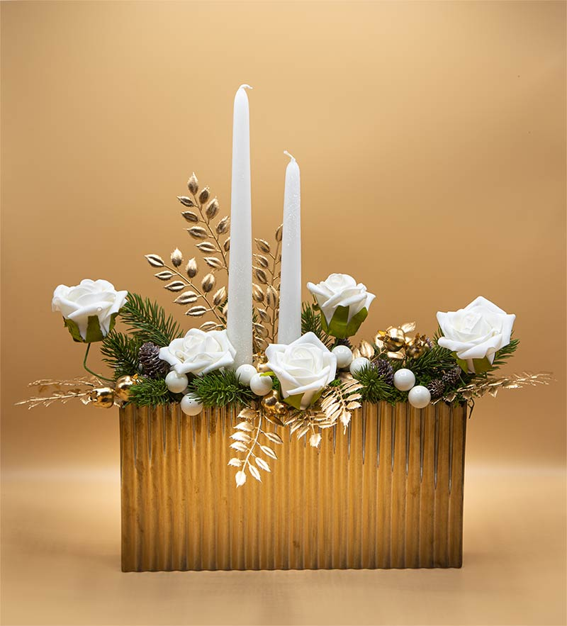 Confezione natalizia - collezione oro #02