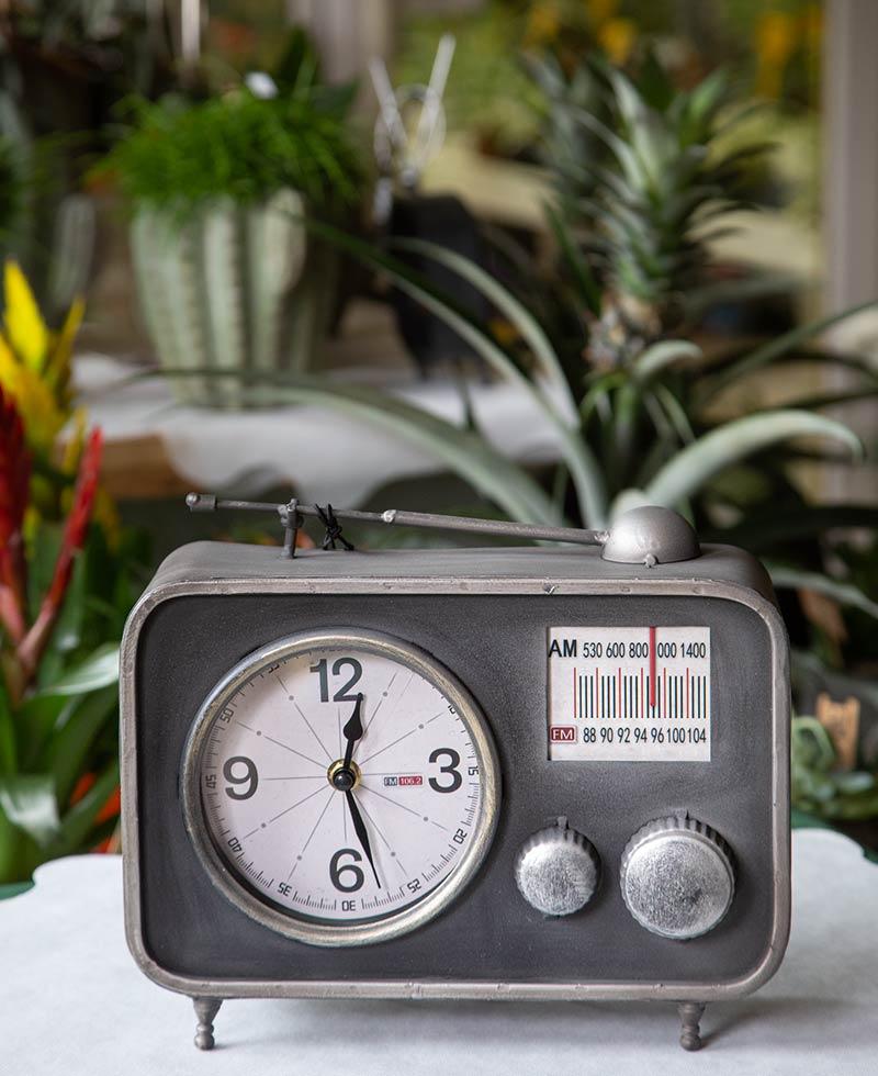 Orologio radio vintage #02