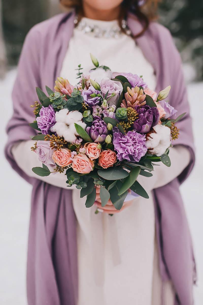 Bouquet invernali by La Piccola Selva